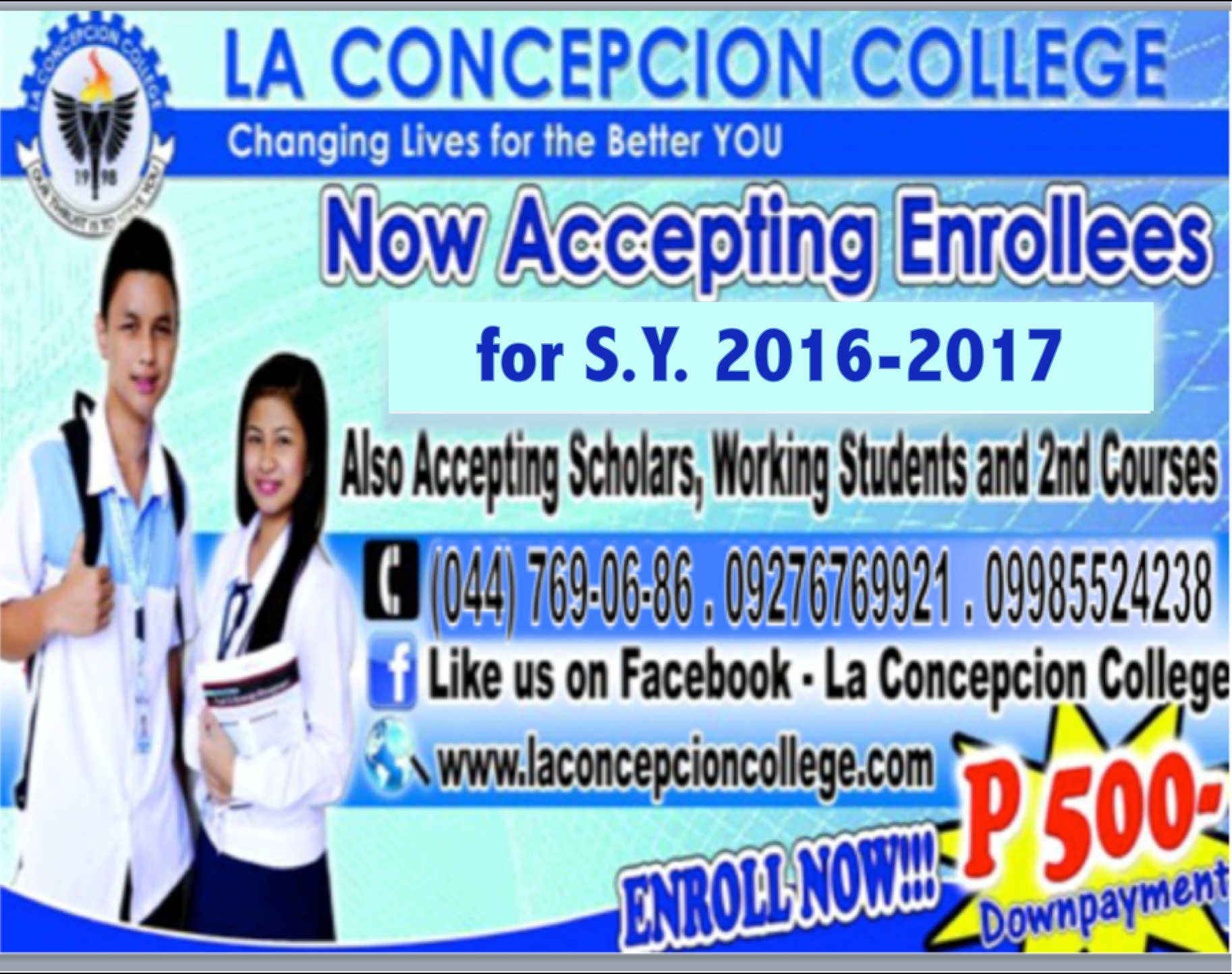 la concepcion college city of san jose del monte